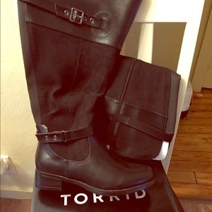 NWT Torrid Size 9 Boots